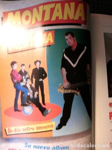 Revistas de música: EL GRAN MUSICAL Nº319 SINEAD RAMONCINMONTANA REFRESCOS DEPECHE MODE PRETENDERS RONALDOS SINIESTRO - Foto 7 - 180911556