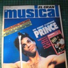 Revistas de música: EL GRAN MUSICAL Nº321 . Lote 180911707