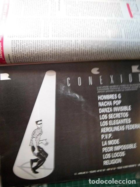 Revistas de música: EL GRAN MUSICAL Nº284LOQUILLO STING CALIGARI McCARTNEY THE CURE DEPECHE MODE MADONNA SABRINA - Foto 5 - 181340840