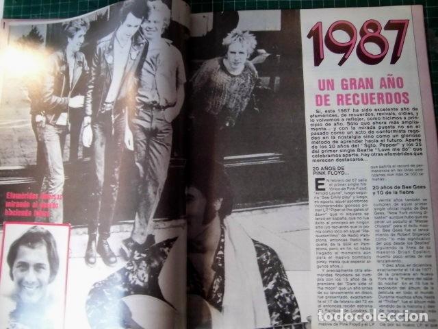 Revistas de música: EL GRAN MUSICAL Nº284LOQUILLO STING CALIGARI McCARTNEY THE CURE DEPECHE MODE MADONNA SABRINA - Foto 7 - 181340840