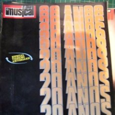 Revistas de música: EL GRAN MUSICAL ESPECIAL MONOGRAFICO EXITOS 20 AÑOS COMPLETO EXCELENTE ESTADO DE CONSERVACION . Lote 182261892