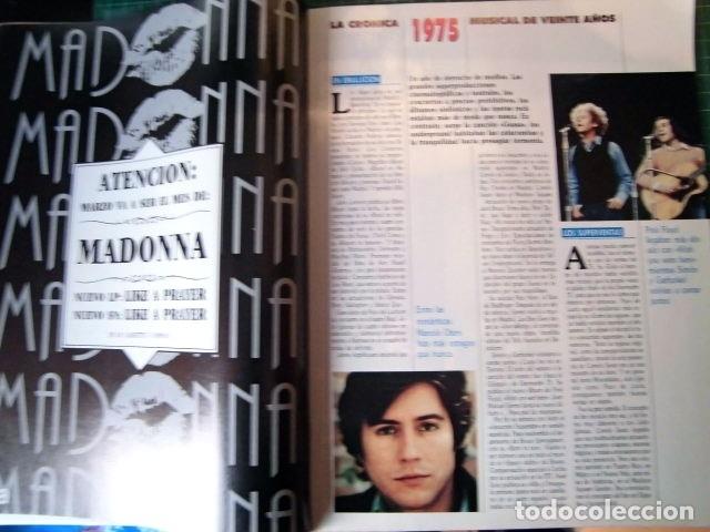 Revistas de música: EL GRAN MUSICAL ESPECIAL MONOGRAFICO EXITOS 20 AÑOS COMPLETO EXCELENTE ESTADO DE CONSERVACION - Foto 5 - 182261892