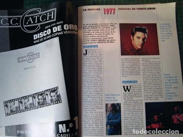 Revistas de música: EL GRAN MUSICAL ESPECIAL MONOGRAFICO EXITOS 20 AÑOS COMPLETO EXCELENTE ESTADO DE CONSERVACION - Foto 6 - 182261892