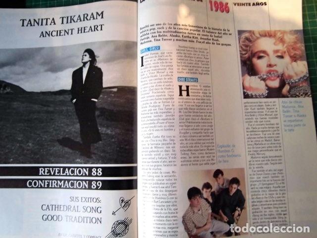 Revistas de música: EL GRAN MUSICAL ESPECIAL MONOGRAFICO EXITOS 20 AÑOS COMPLETO EXCELENTE ESTADO DE CONSERVACION - Foto 11 - 182261892