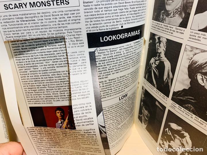 Revistas de música: LOTE DE NUEVE REVISTAS VIBRACIONES AÑO 1980 - Foto 6 - 183172117