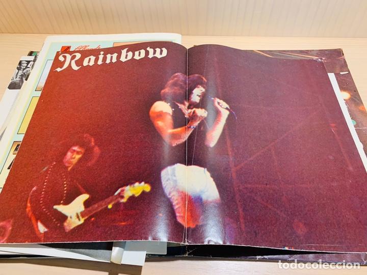 Revistas de música: LOTE DE NUEVE REVISTAS VIBRACIONES AÑO 1980 - Foto 11 - 183172117