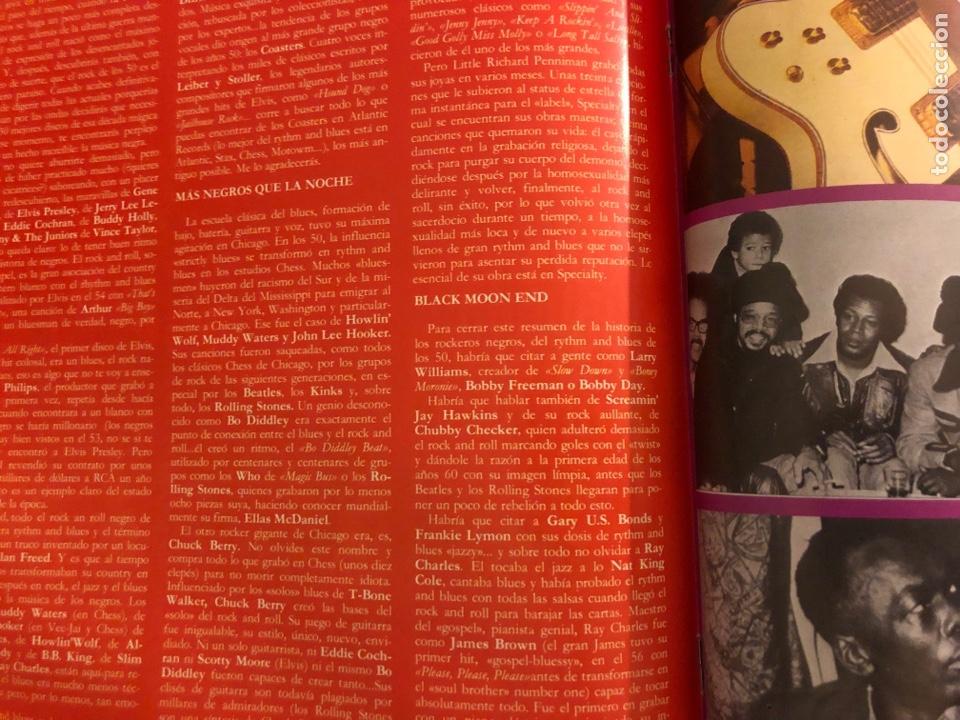 Revistas de música: ROCK IN' N° 3 (ABRIL MAYO 1985). NOTICIAS MOVIDA, THE FALL, ROCK & ROLL, ACOLLA, NOH, LA DAMA SE ESC - Foto 5 - 184145313