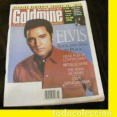Revistas de música: GOLDMINE - ELVIS PRESLEY SPECIAL ( AUGUST 16, 1997 ) 196 PAGINAS, EDITADA EN USA !! ESTADO IMPECABLE. Lote 184638751