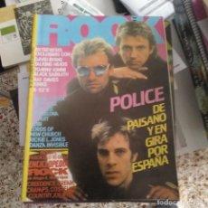 Revistas de música: ROCK ESPEZIAL N 25 (SEPTIEMBRE 1983). Lote 184806997