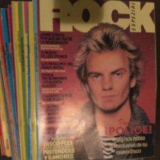 Revistas de música: ROCK ESPEZIAL (REVISTA DE MÚSICA). Lote 186284216