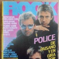 Revistas de música: REVISTA ROCK Nº 25 - SEPTIEMBRE 1983. Lote 190199170