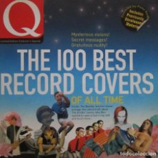 Revistas de música: THE 100 BEST RECORD COVERS OF ALL TIME. Q LIMITED EDITION 2001 . Lote 190688891
