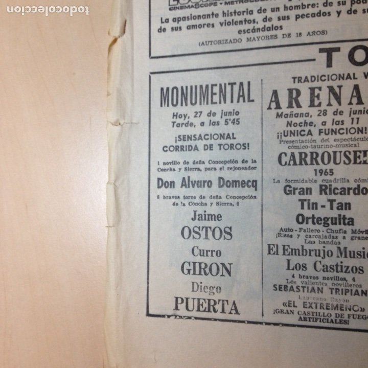 Revistas de música: Beatles Anuncio original La Vanguardia - Foto 5 - 191390003