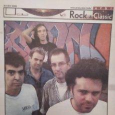 Revistas de música: ROCK & CLASSIC 31-10-01 SOPA DE CABRA,BJORK,DOVER SAPO,,TARAMBANDA,MONICA NARANJO,MANU CHAO. Lote 191772967