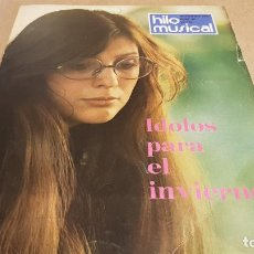 Revistas de música: REVISTA HILO MUSICAL Nº 32 / ÍDOLOS PARA EL INVIERNO / INTERESANTES REPORTAJES - AÑO 1973. Lote 192625730