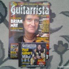 Revistas de música: GUITARRISTA N° 2 +CD EN PERFECTAS CONDICIONES.. Lote 192649078