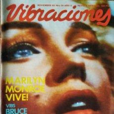 Revistas de música: VIBRACIONES Nº 74 D 1980- BRUCE SPRINGSTEEN- SUICIDE- NACHA POP- MAMA- ALASKA PEGAMOIDES- MONDRAGON. Lote 210588818