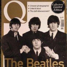 Revistas de música: REVISTA ''Q'' - ESPECIAL ''THE BEATLES. BAND OF THE CENTURY''. Lote 194096963