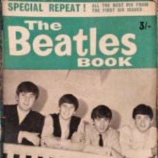Revistas de música: REVISTA ''THE BEATLES MONTHLY BOOK. SPECIAL REPEAT!'' (1964). Lote 194357780