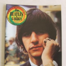 Revistas de música: THE BEATLES' GARDEN 11 1995 RINGO STARR ANTHOLOGY ALL YOU NEED IS LOVE JUAN CUETO ISIDRO FERRER . Lote 194660195