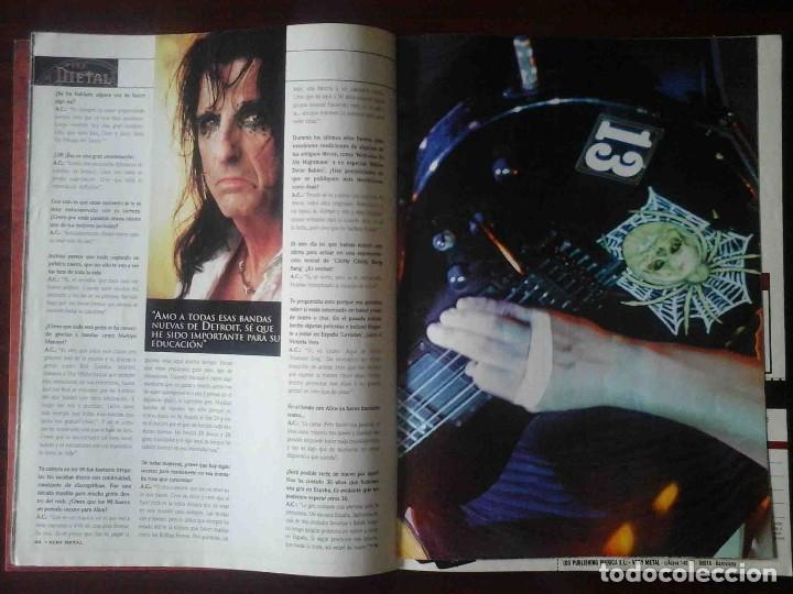 Revistas de música: Revista Very Metal 10 y 12 + 1 rock Hard 30 - 2 pósters. - Foto 3 - 194733137