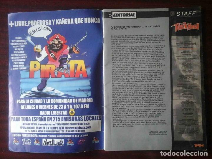 Revistas de música: Revista Very Metal 10 y 12 + 1 rock Hard 30 - 2 pósters. - Foto 11 - 194733137