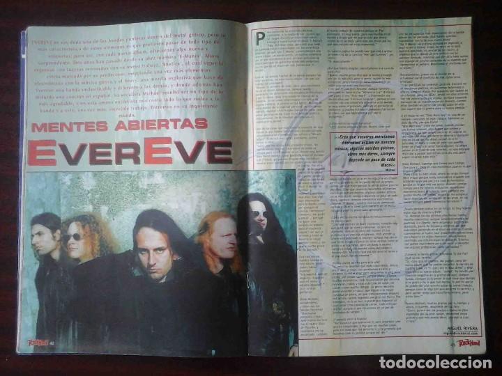 Revistas de música: Revista Very Metal 10 y 12 + 1 rock Hard 30 - 2 pósters. - Foto 12 - 194733137