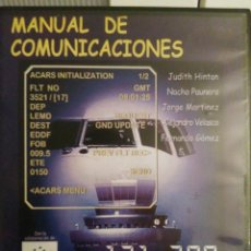 Revistas de música: CD MANUAL DE COMUNICACIONES PARA PILOTOS Y CD JAR -STD MANUAL DE CONSULTA PARA PILOTOS. Lote 194761598