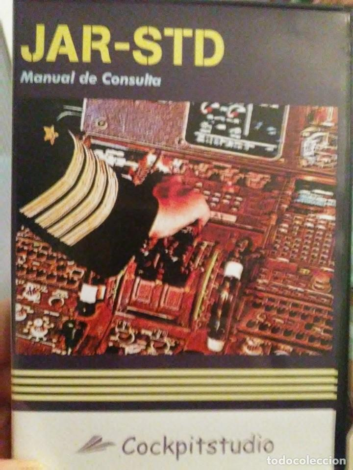 Revistas de música: CD MANUAL DE COMUNICACIONES PARA PILOTOS Y CD JAR -STD MANUAL DE CONSULTA PARA PILOTOS - Foto 2 - 194761598