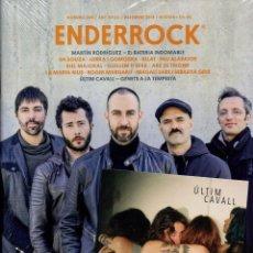 Revistas de música: ENDERROCK N. 299 DICIEMBRE 2019 - INCLUYE CD (PRECINTADA). Lote 195175890