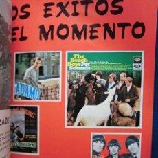 Revistas de música: BEATLES ANUNCIO REVISTA ALTA FIDELIDAD ESPAÑA 1967 RAPHAEL EUROVISION LISTAS EXITOS BRINCOS . Lote 195181815