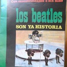 Revistas de música: BEATLES ARTICULO REVISTA ALTA FIDELIDAD ESPAÑA COMPLETA AÑO 1967 PUBLICIDAD LOS MUSTANG LONE STAR. Lote 195182061