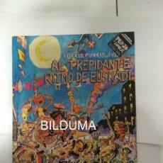 Revistas de música: PUNTO Y HORA 1986 / FOLKIS PUNKIS JIVIS / VULPES-LA POLLA RECORDS-ERROBI-MIKEL LABOA . Lote 195147568