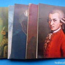 Revistas de música: GRAN TEATRO DEL LICEO, BARCELONA, 7 REVISTAS TEMPORADAS AÑOS 1970 - VER FOTOS ADICIONALES. Lote 195704083