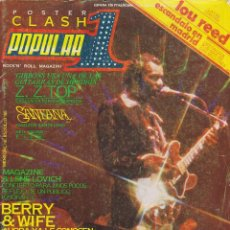 Magazines de musique: REVISTA POPULAR 1 Nº 85. Lote 198328796