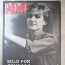 Revistas de música: REVISTA NEW MUSICAL EXPRESS 2 JANUARY 1982 SLITS SPLIT!. Lote 198516621