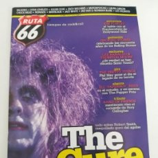 Riviste di musica: RUTA 66 Nº 293 THE CURE, KIN FOWLEY, SMOKING STONES, LEE RANALDO, PRETTY THINGS, ZACH WILLIAMS. Lote 198817861