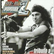 Revistas de música: ROCK POPULAR. Lote 200367497