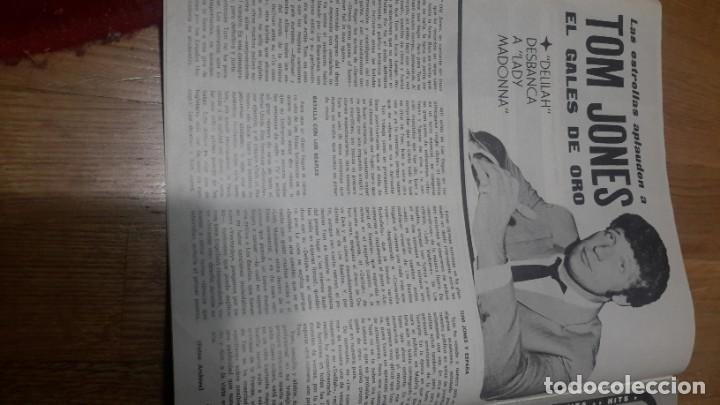 Revistas de música: DISCOBOLO 153 ESPECIAL EUROVISION MASSIEL ABRIL 68 - Foto 2 - 151640814