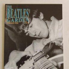 Revistas de música: THE BEATLES' GARDEN 6 1994 GEORGE HARRISON MARIO BENEDETTI HELP! COMIC. Lote 201843632