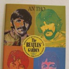 Revistas de música: THE BEATLES' GARDEN 13 1996 ANTHOLOGY REAL LOVE FALLAS DE VALENCIA. Lote 201843797