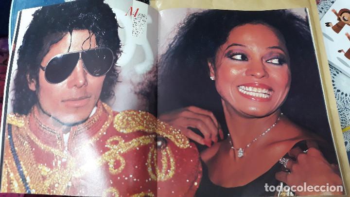Revistas de música: MICHAEL JACKSON- PROGRAMA CONCIERTO- IN CONCERT- - Foto 3 - 202630797