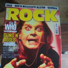 Magazines de musique: REVISTA DE ROCK ~THIS IS ROCK ~ NUMERO 25 , BLACK SABBATH ( MUY BUEN ESTADO ) COLECCIONISTAS. Lote 203143492
