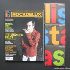 Revistas de música: ROCKDELUX 258 ESPECIAL 2007 (ENERO 2008) + 3 CDS (MOMENTOS 2006, INTERNACIONALES/NACIONALES). Lote 203382448