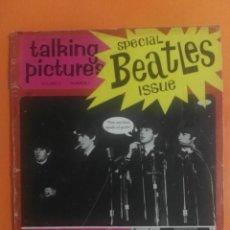 Revistas de música: REVISTA TALKING PICTURES SPECIAL BEATLES ISSUE USA 1964 78 PÁGINAS VER FOTOS ADICIONALES. Lote 203554868