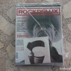 Revistas de música: ROCKDELUX Nº 311, CON CD DE MICAH P, HINSON AND THE JUNIOR ARTS COLLECTIVE, 17 TEMAS,SWANS. Lote 263081770