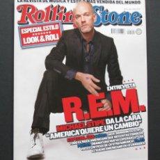 Revistas de música: ROLLING STONE 102 – REM – LOQUILLO – LOS MEJORES GRUPOS USA. Lote 204047345