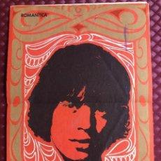 Revistas de música: MICK JAGGER ROLLING STONES REVISTA ROMANTICA Nº 377 AÑOS 60. Lote 204071247