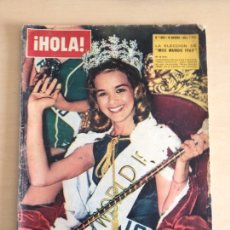 Revistas de música: BEATLES - HOLA NUM. 1003. Lote 205546868