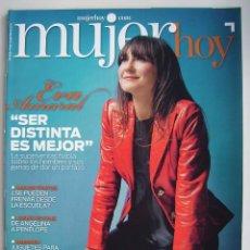 Revistas de música: AMARAL. REVISTA MUJER HOY. 2011.. Lote 205604867